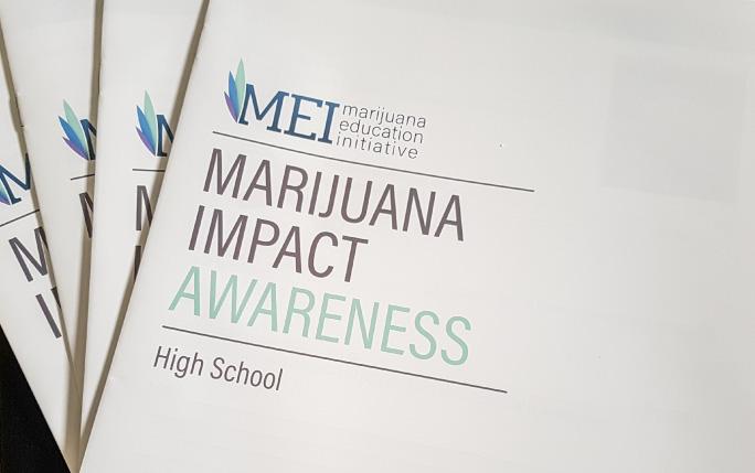 High School Impact Awareness Workbook