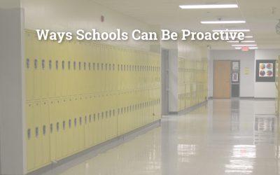 Four Ways Schools Can Be Proactive About Teen Marijuana Use